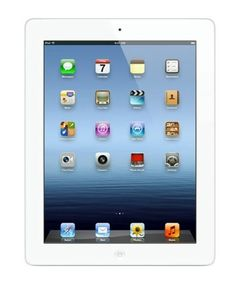 iPad 3 64g white-wifi.