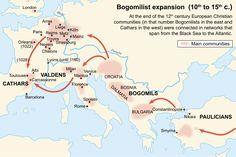 Bogomilist expansion - Bogumili - Wikipedia