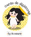 Tutorial simples *layout* primeiros passo scrapbooking digita #2 - R$0.00 : FaMaura.com - scrapshop