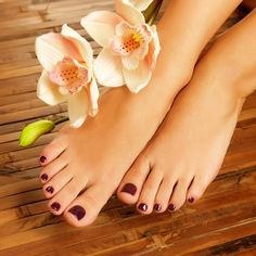 Most of us neglect our feet during winter, but with these three simple steps you can treat yourself to a home pedicure any night of the week.