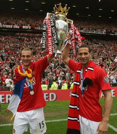 The Reds' continued success over the years owed a lot to the rock-solid defensive partnership formed by Ferdinand and Nemanja Vidic.