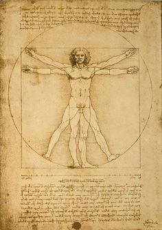 How to Think Like Leonardo da Vinci by Michael J. Mention Leonardo da Vinci and to me, it's all about the notebooks. It's estimated that Leonardo produced pages of notes. What motivated him to take notes? Michelangelo, Proportions Du Corps, Face Proportions, Da Vinci Vitruvian Man, High Renaissance, Danbo, Flower Of Life, Fine Art, Rembrandt