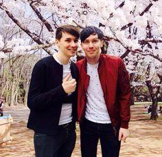 Dan and Phil in Japan