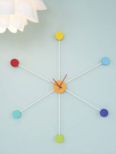 A simple box clock