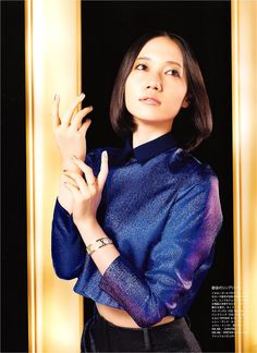 "sweetkisses27: "" Perfume from Vogue Japan """