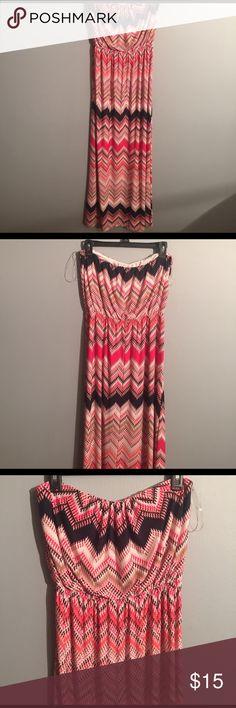 Trixxi maxi dress Trixxi maxi strapless dress Trixxi Dresses Maxi