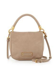 V20QY MARC by Marc Jacobs Too Hot to Handle Hoctor Crossbody Bag, Tracker Tan