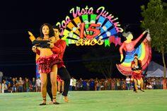 Apresentações na Arena Junina marcam penúltima noite de arraial #pmbv #roraima #boavista #prefeituraboavista