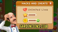Gardenscapes Hack - Get Unlimited Coins Apex Learning, Important Facts, Hack Tool, Big Challenge, Wonderful Things, Cheating, Puzzles, Challenges, Characters