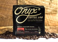 We were approached to create a new identity for a local coffee roaster/shop. Onyx Coffee Lab wanted an identity that reflected the hands on approach they apply across all aspects of their brand. We used hand lettered typography to create an Identity syste…