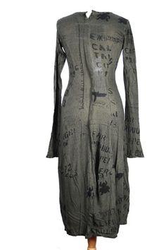 Rundholz Dress Grey