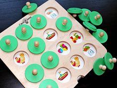 игра Мемори, парные картинки для детей, деревянные игрушки, тренировка памяти, монтессори материал