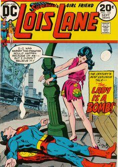 Bob Oksner Lois Lane covers