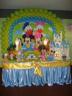 Decoração baby Disney