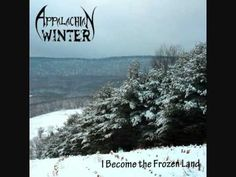 Appalachian Winter - Deep Within The Mountain Forest