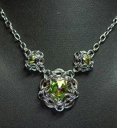 Melody Pershall #Chainmaille