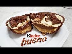 Como Fazer Ovo de Colher Kinder Bueno e Nutella - Receitas de Páscoa - Manual da Cozinha - YouTube