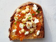 Learn how to make Apricot-Hazelnut Toast . MyRecipes has 70,000+ tested recipes and videos to help you be a better cook