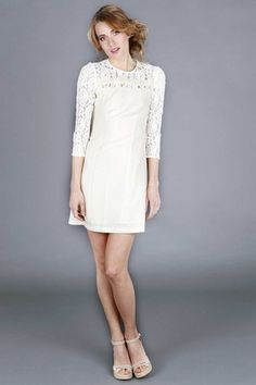 60's style dress from uk made Minna
