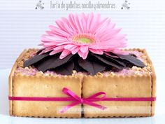 Tarta de Chocolate Maria Lunarillos