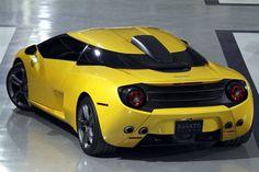 Lamborghini 5-95 Zagato _______________________ WWW.PACKAIR.COM