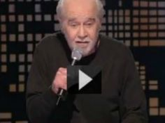 The George Carlin Clip Every American Needs To See | MoveOn.Org | Democracy In Action    VIDEO I miss you, George.