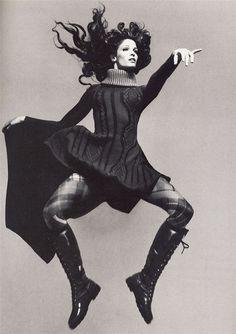 Versace by Richard Avedon 1993