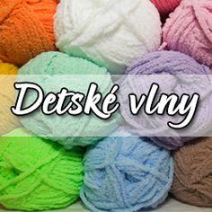 Online predaj pletacích, strojových a textilných priadzí