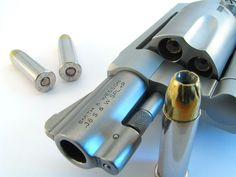 One of my best pairings, a .38 snub nose revolver...and hollow points.