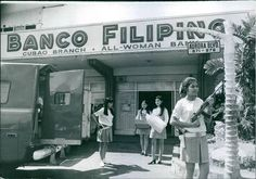 Post with 0 votes and 428 views. Found Treasure: Press Photo of all-female security crew of an all-woman bank branch. Philippines Culture, Manila Philippines, Rejected Princesses, Mahal Kita, Bank Branch, Filipino Culture, Filipiniana, Quezon City, Virtual Assistant Services