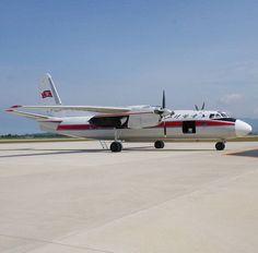 Air Koryo Antonov An24