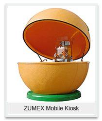 Zumer-mobile-kiosk Mobile Kiosk, Juicing, Decorative Bowls, Home Decor, Homemade Home Decor, Juice, Interior Design, Home Interior Design, Decoration Home