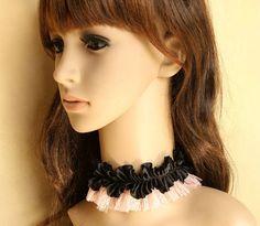 Concise Handmade Girls Lolita Choker