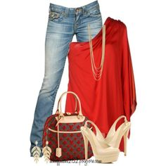 """Louis Vuitton Bag"" by mhuffman1282 on Polyvore"