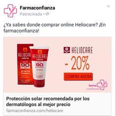 #Heliocare #sol #farmaconfianza #farmaciaonline #proteccionsolar