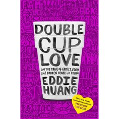 100% authentic 41d23 03fb7 Get a First Look at the Cover of Eddie Huangs New Book Double Cup Love  Eddie