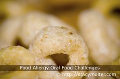 Food Allergy Oral Food Challenges - Expanding Our Child's Diet