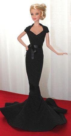 i want this barbie dress