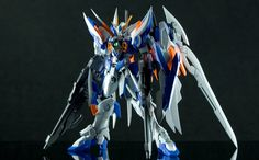 HG 1/144 Wing Gundam Zero Honoo - Customized Build