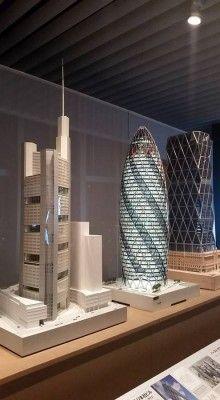 Architecture, Urbanism, Innovation Exhibition, Tokyo