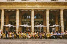 Café Le Nemours, 2 Galerie de Nemours (