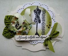 Doily cards (click on photo to see more)