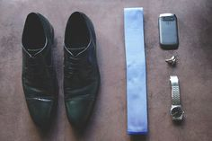Corporate Tie and Other Essentials of a  Businessman