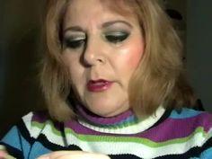 Look Petición color turquesa y morado - YouTube