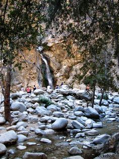 Eaton Canyon, Pasadena, California My friends and I use to hike here, sometimes in the dark!!