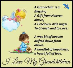 I Love My Grandchildren Pictures, Photos, and Images for Facebook, Tumblr, Pinterest, and Twitter