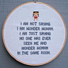 Thrilling Designing Your Own Cross Stitch Embroidery Patterns Ideas. Exhilarating Designing Your Own Cross Stitch Embroidery Patterns Ideas. Cross Stitch Quotes, Cross Stitch Kits, Counted Cross Stitch Patterns, Cross Stitch Designs, Cross Stitch Embroidery, Learn Embroidery, Embroidery Patterns, Funny Embroidery, Naughty Cross Stitch