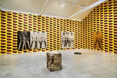 Gavin Turk: Who What When Where How & Why @ Newport Street Gallery, London
