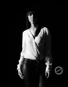 New shot - black & white