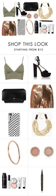 """""""Sin título #4044"""" by onedirection-h1n1l2z1 on Polyvore featuring Aquazzura, Givenchy, Boohoo, Casetify, Chico's, Michael Kors, Bobbi Brown Cosmetics, Marc Jacobs, men's fashion y menswear"""
